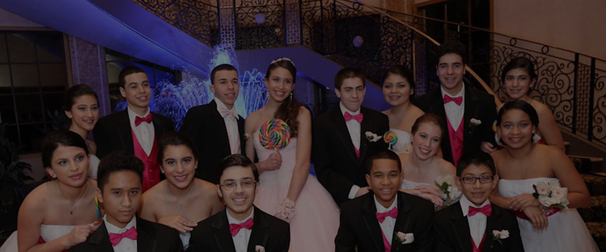 Sweet 16 / Quinceneara Dancing
